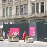 Entkernung Zara München