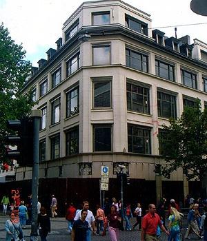 Entkernung Wiesbaden - Zara