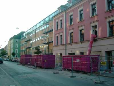 Entkernung MFH Gärtnerplatz München